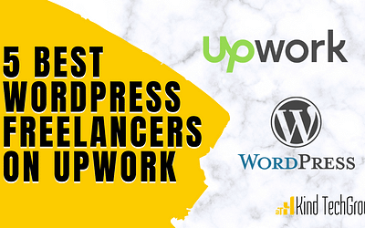 5 Best WordPress Freelancers on Upwork